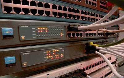 Enterprise Routers & Firewalls