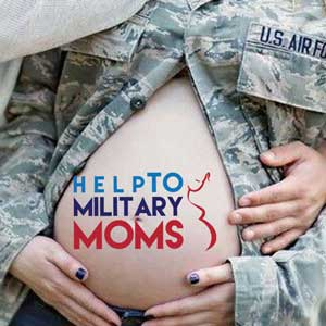 help to military moms