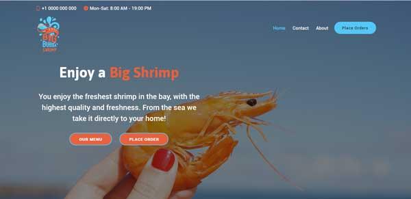 Big Bubba Shrimp