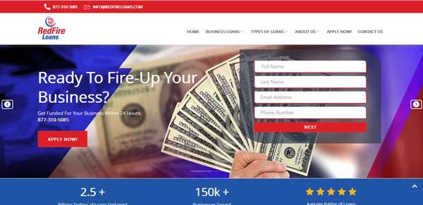 Redfire Loans